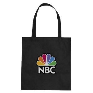Economy Grocery Tote with heat transfer logo